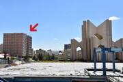 جزئیات صدور مجوز ساختمان ده طبقه در حریم مقبره الشعرا