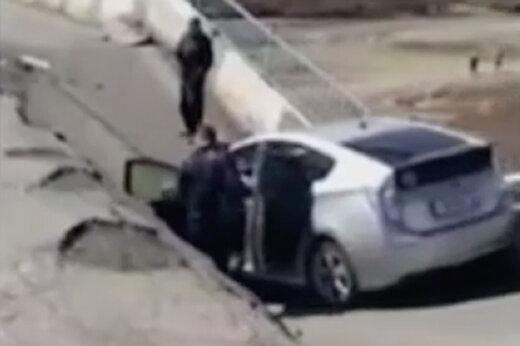 ببینید   لحظه فروریختن پل در منطقه Primorye روسیه و نجات معجزه آسای راننده