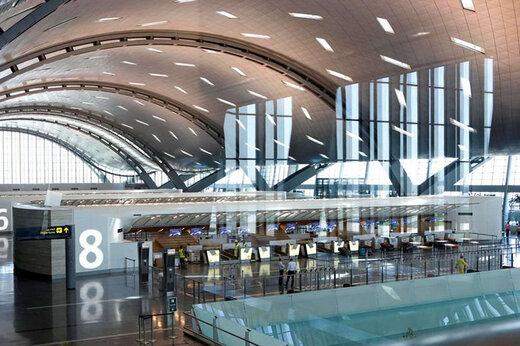 ببینید   بلایی که کرونا بر سر فرودگاه بین المللی دوحه قطر آورده!