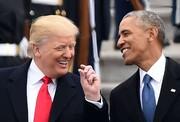 ببینید | کنایه های اوباما به ترامپ در جمع طرفداران بایدن