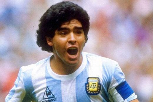 خبر بد برای فوتبال جهان/ مارادونا درگذشت