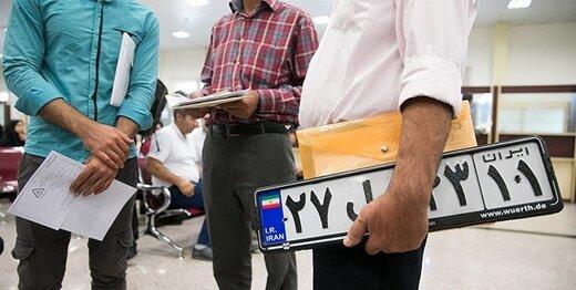 مخدوش کنندگان پلاک خودرو به دستگاه قضا معرفی میشوند
