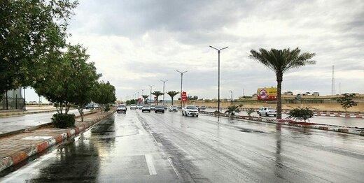 بارشهای امسال کمتر از سال گذشته است
