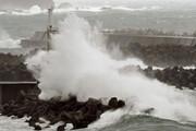 ببینید | طوفان وحشتناکی که ۱۴۰ هزار نفر را آواره کرد!