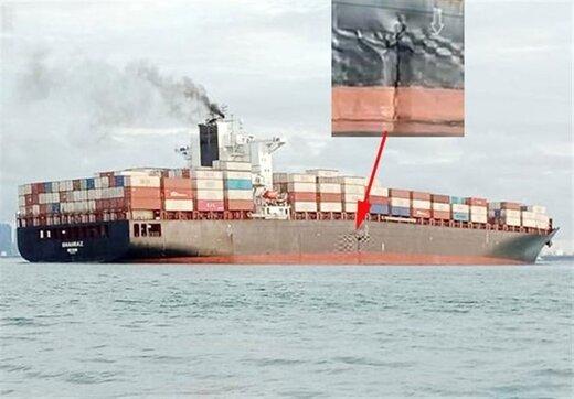 جزئیات تازه از کشتی به گل نشسته ایران در سنگاپور