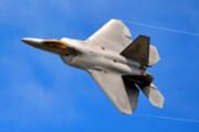 ببینید | سقوط یک جنگنده «اف-۲۲» آمریکا در فلوریدا