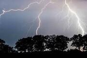 وجود رگبار و رعد و برق طی روز دوشنبه در قم