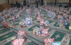 کمک خیر لنده ای ۵ هزار بسته مواد غذایی به آسیب دیدگان از کرونا در کهگیلویه بزرگ