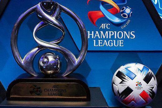 حذف مستقیم از لیگ قهرمانان آسیا در صورت لغو لیگهای داخلی!