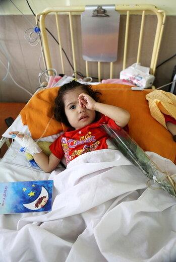 بستری شدن ۱۴ کودک آستارایی به دلایل بیماری گوارشی