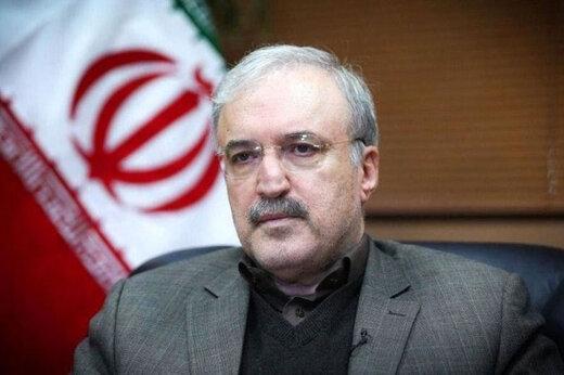 وزير الصحة: ارشادات قائد الثورة والمساعدات الايمانية خلقت ملحمة رائعة
