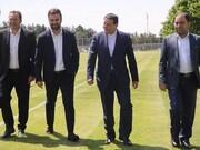 حذف علنی ساکت از تیمملی فوتبال!