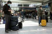 ببینید   سختگیری در اجرای فاصلهگذاری اجتماعی در ایستگاههای قطار فرانسه