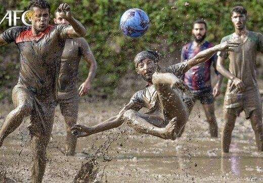«فوتشال» گیلان در صفحه رسمی AFC/عکس