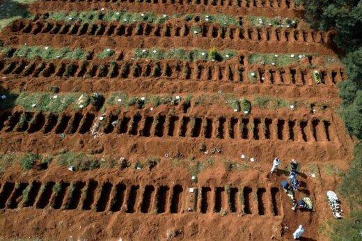 ببینید   آمادهسازی هزاران قبر برای پذیرایی از کروناییها