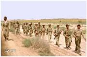 تصویری متفاوت از آیتالله هاشمی و حسن روحانی در لباس نظامی