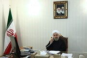 Iran, Turkey presidents call for reopening air, land borders