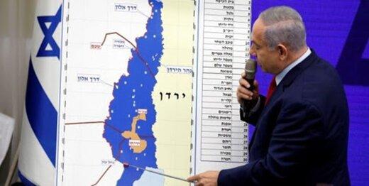 این طرح اعلان جنگ به اردن است
