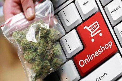 افزایش موادفروشی اینترنتی در تهران