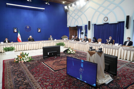 We owe our success in fight against COVID-19 to Leader's support: Rouhani