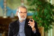 پیام علی لاریجانی به فرمانده کل ارتش