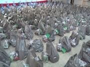 تهیه بستههای معیشتی کمک مومنانه در استان مرکزی از ۱۰۰ هزار بسته عبور کرد