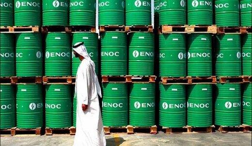 قیمت نفت دوباره در سراشیبی افتاد