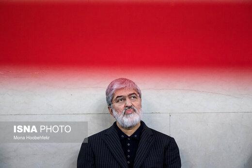 پاسخ توئیتری علی مطهری به نامه وزیر کشور درباره حوادث آبان ۹۸