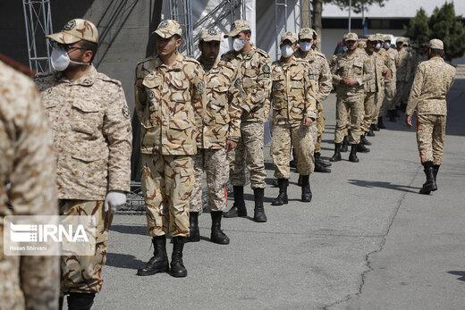 مشمولان پایه خدمتی خرداد قبل از اعزام معاینه میشوند