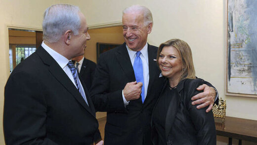 بایدن درباره ایران و اسرائیل مخفی کاری میکند