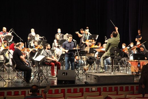 ببینید | پشت صحنه کنسرتی به وسعت ایران