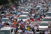 عکس | مدل وحشت آور عدم رعایت فاصله اجتماعی در هانوی!