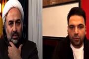 ببینید |بردن زورکی مجری ماه عسل به مجلس آقا مجتبی تهرانی در بچگی/تلویزیون چوب لای چرخ احسان علیخانی میگذارد؟