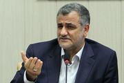 آمادهباش ۲۵۰۰ نیروی آتشنشان برای بارندگی تهران
