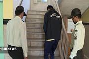 ببینید | مجرمی که با جعل فیش حقوقی 207 زندانی را آزاد کرده بود