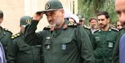 اولین واکنش سردار سپاهی که برای دومین بار از سوی آمریکا تحریم شد