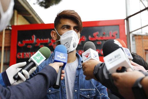 بیرانوند: برای ثبت نام ریاست فدراسیون آمدهام!