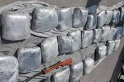 ببینید | تصاویر جالب از  عملیات دریایی مرزبانی در دریای عمان و کشف محموله بزرگ مواد مخدر