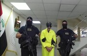 تصاویر | بازداشت القرداش جانشین ابوبکر البغدادی در خاک عراق