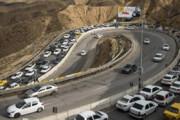ببینید | مردم کرونا را جدی نگرفتند؛ ترافیک در محورهای منتهی به شمال کشور
