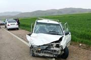 عکس | راننده این پراید بخاطر تصادف با سگ ، جان باخت