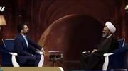 ببینید | انتقاد حجه الاسلام دانشمند روی آنتن زنده شبکه ۳ از حسن آقامیری برای خواندن لایو با احلام