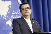 موسوی: ایران هرگونه مداخله خارجی در چین را محکوم میکند