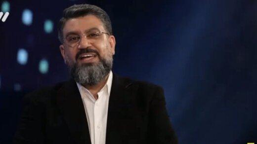 ببینید | شوخی رضا رشیدپور با واژه «دورسخنی» فرهنگستان ادب ، روی آنتن زنده شبکه ۳!