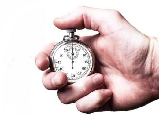 روز بیستو هفتم: این ثانیههای گذران صبر ندارد