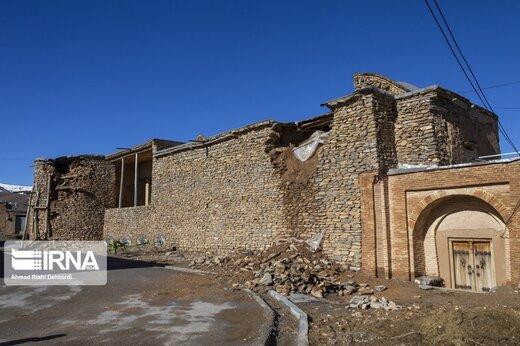 مرمت قلعه تاریخی بارده چهارمحال و بختیاری آغاز شد