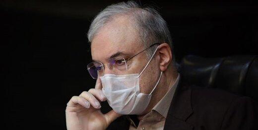 وزیر بهداشت: در تعطیلات عیدفطر سفر نروید/ بیش از ۹۰ درصد از مردم به کرونا مبتلا نشدهاند