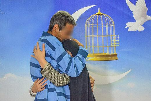 آزادی ۵۵زندانی جرائم غیرعمد در قزوین