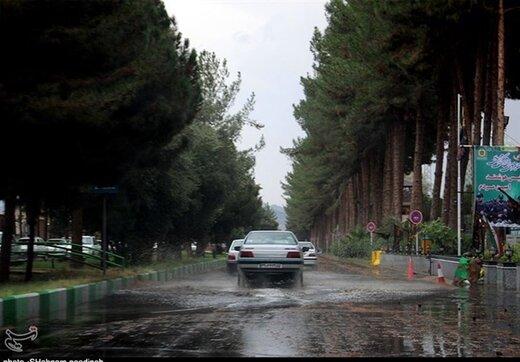 بارشهای کشور نسبت به میانگین درازمدت رشد ۳۲درصدی دارد؛ جدول
