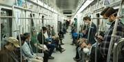 ساعات پیک, مترو, کرونا